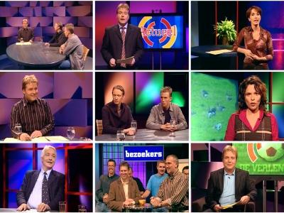 TV Gelderland | TV studio's
