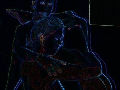 Pietà 5 & 6 | prints op ultradof papier | maat variabel